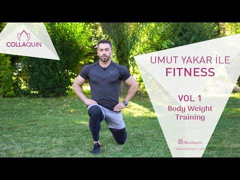 Umut Yakar İle Fitness | Vol 1 | Body Weight Training