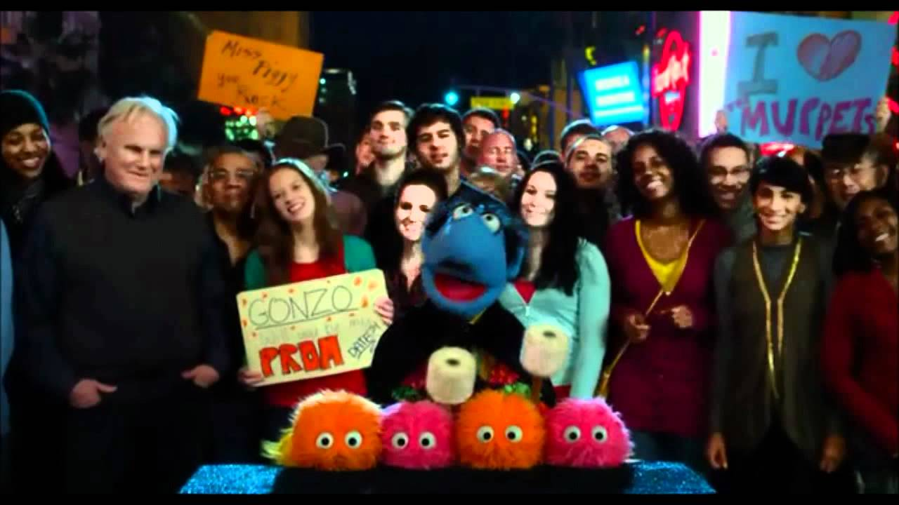 Os Muppets - A Vida é Uma Canção (Reprise)