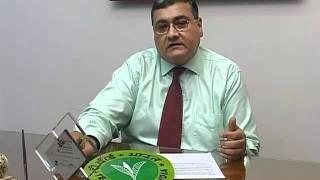 Mr  Basudeb Banerjee Chairman Tea Board of India
