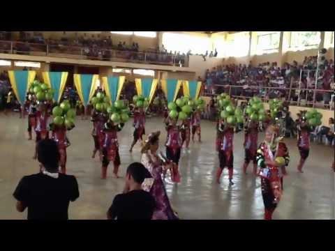 BARANGAY IMBATUG ALDAW TA BAUNGON 2012 MARDIGRAS GROUND PRESENTATION.
