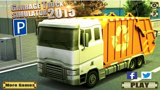 Garbage Truck Simulator 2015 Android Gameplay (HD)