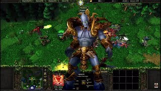 Warcraft III - Survival Chaos Archimonde
