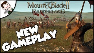 Mount and Blade 2 Bannerlord E3 2017 Cavalry New Gameplay