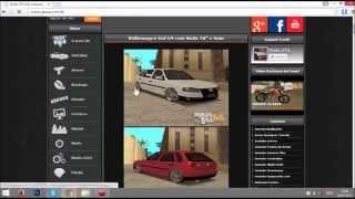 Como colocar mods carros  em servidor  MTA SA 1.5