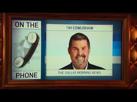 Tim Cowlishaw of The Dallas Morning News on Jerry Jones & Goodell's Extension   The Rich Eisen Show