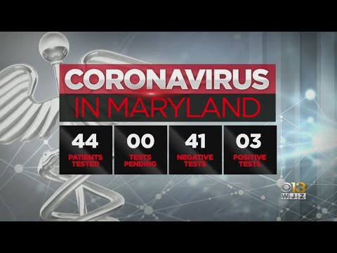Coronavirus: First Patients In Virginia, DC Test Positive; Marylanders Take Precautionary Steps