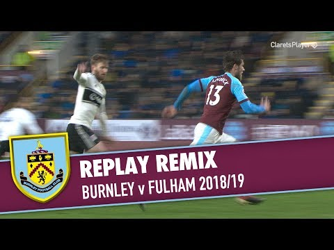 REPLAY REMIX | Burnley v Fulham 2018/19