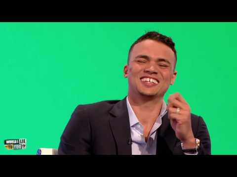 Was Jermaine Jenas woken up by a trumpet playing teammate? - Would I Lie to You? [HD] [CC]