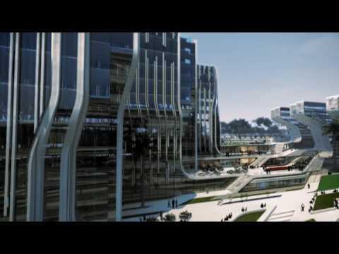 METHANOIA STUDIO - Zaha Hadid Architects / Rooya Group - Stone Towers