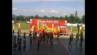 Naliyagan Festival 2012 Municipality of Bunawan.MOD