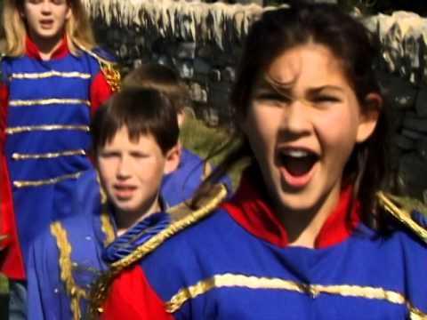 Battle Hymn Of The Republic-Cedarmont Kids