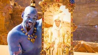 ALADDIN 'Make Me A Prince' Official Trailer (NEW 2019) Disney HD