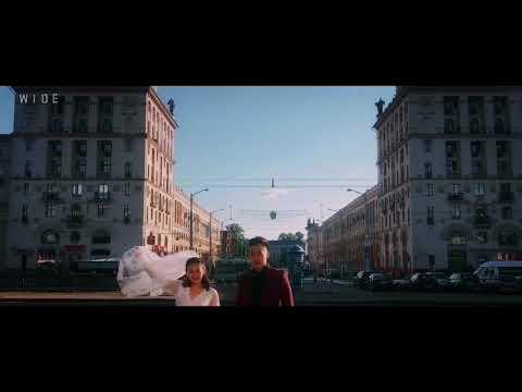 白俄罗斯明斯克DIY婚纱照