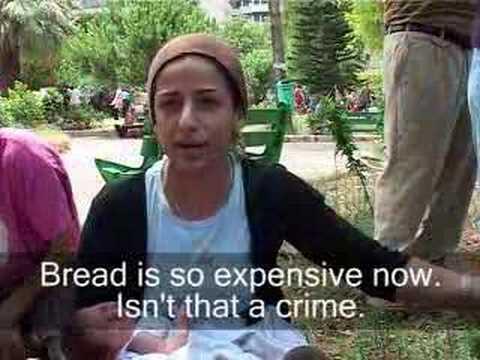 Lebanon--Destruction of Civilian Infrastructure