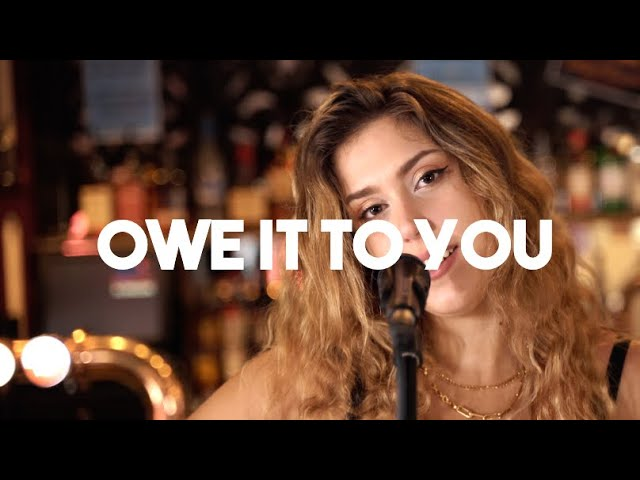 Natalie Shay -  Owe It To You (Acoustic)