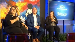 Q&A - D23 Expo 2019, D23 Official Disney Fan Club, and Walt Disney Archives
