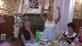 Zabawa w miesiące na weselu Kasi i Marcina