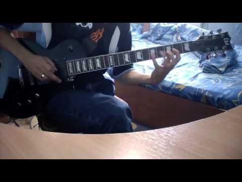 Dissection - Elisabeth Bathory (guitar cover) mp3