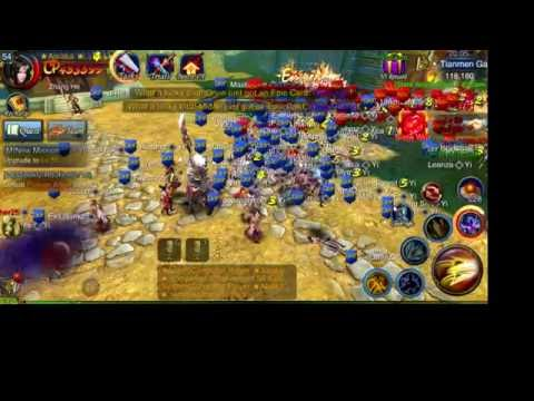 Emperor of Chaos / Loong Craft EN - State War PvP iOS / Android