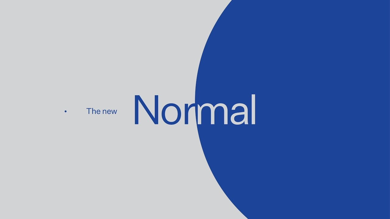 The New Normal An Unfamiliar God Ps John Cameron Youtube