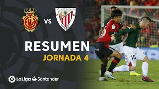 Resumen de RCD Mallorca vs Athletic Club (0-0)