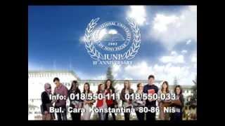 IUNP reklama - Niš