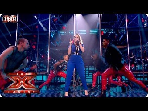 Sam Bailey sings Edge Of Glory by Lady Gaga - Live Final Week 10 - The X Factor 2013