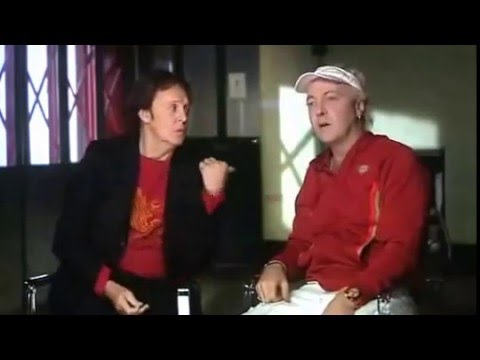 Paul McCartney and Youth Interview