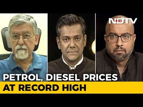 Fuel Prices On Fire: Time For Government To Share The Burden?