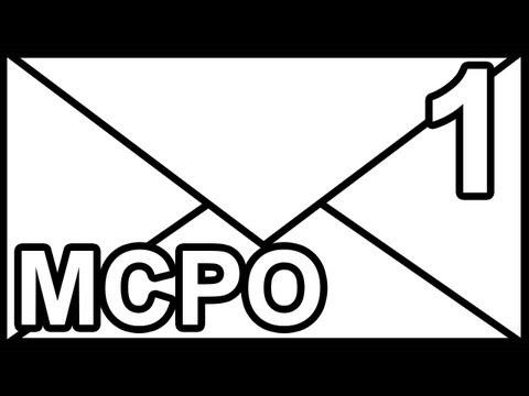 MCPO 1 - Amazing Art and Lapis Blocks!