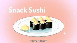 Вселенная Стивена .Видеоурок Стивена-как готовить суши