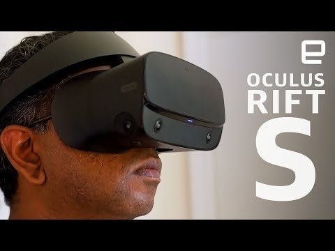 Oculus Rift S Review: You call this an upgrade? - YouTube
