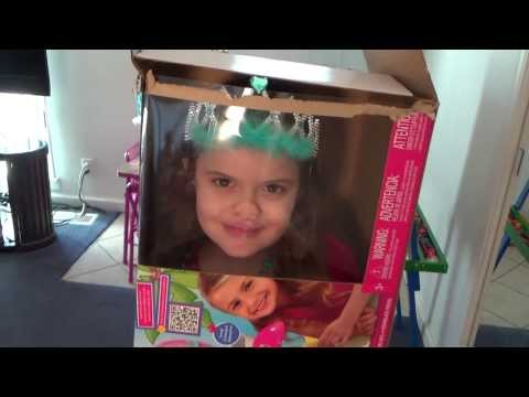 "Thumbnail: Hilarious Ending to the Girls Playing In a Giant Barbie Box "" Baby Barbie Girl in a Box """