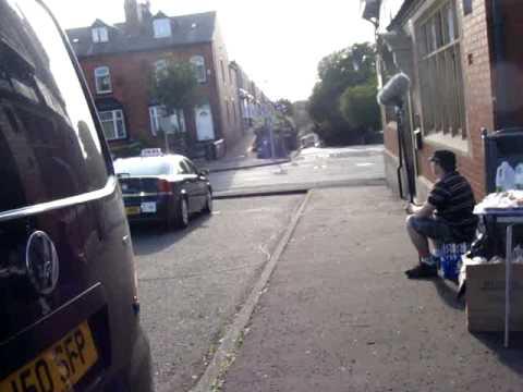 Waterloo road filming