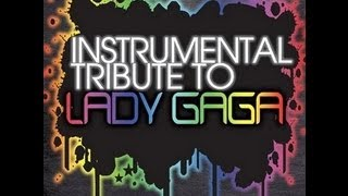 Paparazzi instrumental + backing vocals - Lady Gaga (The Fame Ball version)