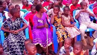 Beroya Revival Mission Church- mikumi.. kids' program in kilombero