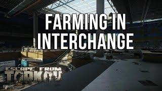 Escape From Tarkov - How To Farm In Interchange Feat. APB