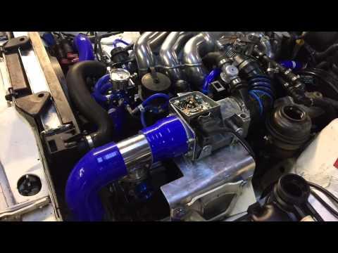 BMW E30 Turbo Conversion