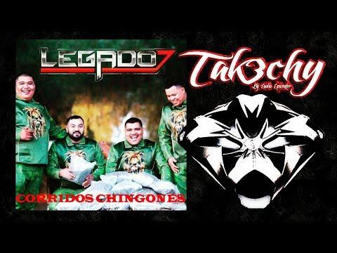 Legado 7 - Corridos Chingones (Audio EpicENTER)