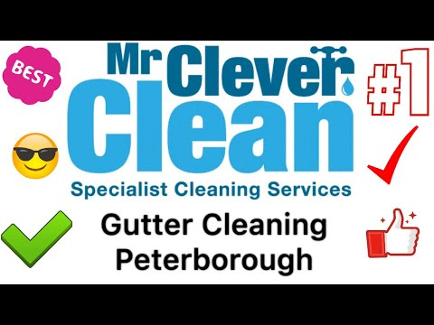 Gutter Cleaning Peterborough