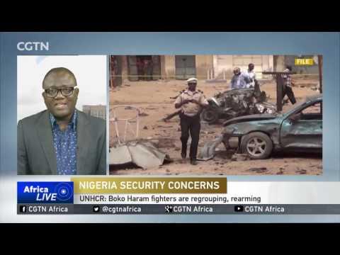 Nigeria Security Concerns: U.N. report - Boko Haram regrouping in Sambisa Forest
