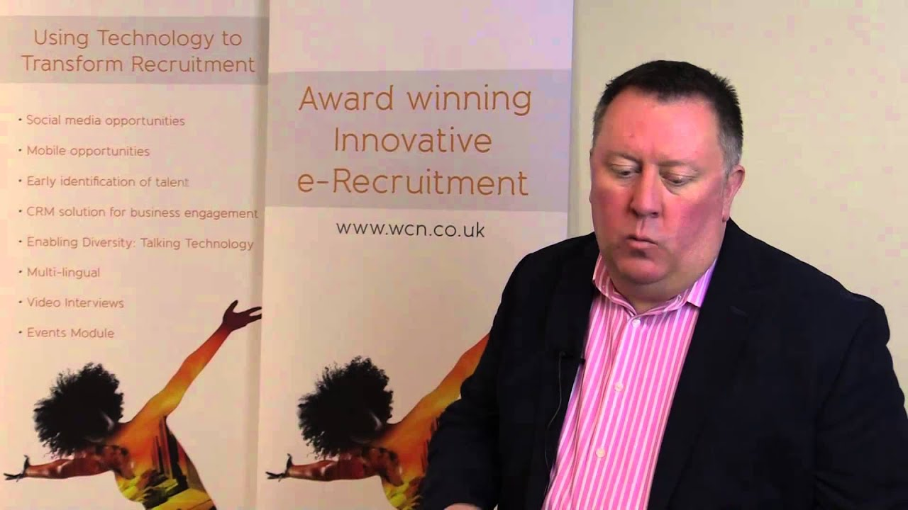 WCN Recruitment & Diversity Seminar - Gareth Headley, The Clear Company