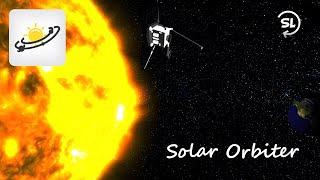 [ScienceLoop] Solar Orbiter : des images jamais vues du Soleil [2/3]