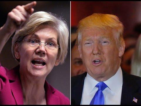 Elizabeth Warren Paving Way To Impeach Trump