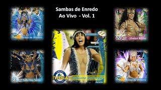 CarnaSamba Ao Vivo - Vol. 1 -