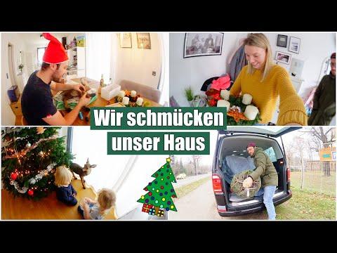Leona filmt | Weihnachtlich dekorieren