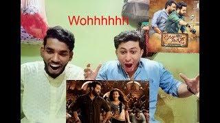 pakka local song janatha garage jr ntr kajal agarwal reaction review by lejb