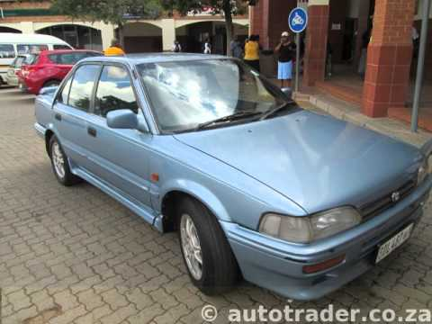 1996 TOYOTA COROLLA KENTUCKY ROUNDER 180i Auto For Sale On Auto Trader  South Africa