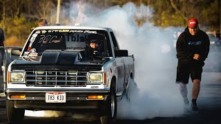 Determined to Win! - Twin Turbo S-10 Dominates