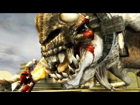 God Of War: Chains Of Olympus (Бог Войны Цепи Олимпа) Все Боссы + Концовка